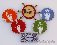 The Beatles      http://www.tamirenascookies.blogspot.com