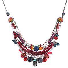 Setty Gallery - Ayala Bar Jewellery Cherry Berry Necklace, $510 (http://www.settygallery.com/ayala-bar/ayala-bar-jewellery-cherry-berry-necklace/)