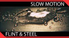 Water on Hydrophobic Slate in Slow Motion Flint And Steel, Slate, Videos, Food, Chalk Board, Meals, Yemek, Eten