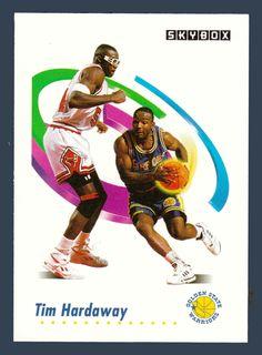 Tim Hardaway # 90 - 1991-92 Skybox Basketball