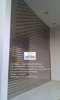 Lim Decor is One Stop Service for make your dream comes true, We are Leader of Steel furniture, Steel Gate, Shutter Gate, Folding Gate, Winder Staircase, Railing, Roofing, Ladder, Bed, and made to order goods.  CallCenter: +6686-977-4550, +6686-971-8705   Fax : +662-318-1895 Email: thkrits@gmail.com  Line : Limdecor&s.tudnger WhatsApp: +6686-971-8705 www.limdecor.net