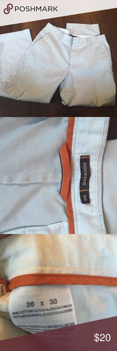 Men's Dockers D3 Excellent condition! Like new. Light khaki 🌼🌼 Dockers Pants Chinos & Khakis
