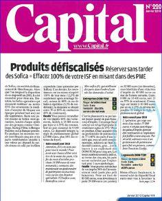 Inter Invest Sur Capital Les Produits Defiscalise