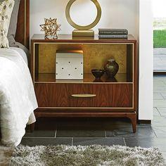 Lexington Home Brands 723-622 Take Five Wayland Night Table