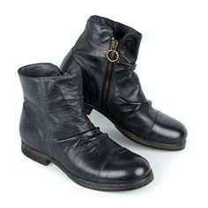 Fiorentini + Baker G04 Cap-toe Boot - Black