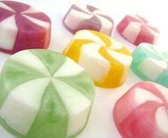 pinwheel soap