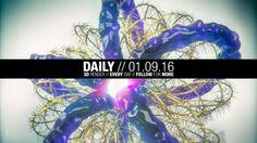 The Daily Render // 01.09.2016 // Timelapse / Speedart // MAXON Cinema 4D // OTOY OctaneRender