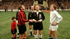 1969 FA Cup final. Man City v Leicester City