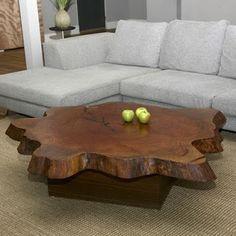 Inspire Crie DECORE: O tronco de madeira na decoração