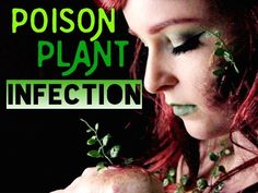 (4) Poison Plant Infection SFX Makeup Tutorial | Fox & Crown - YouTube