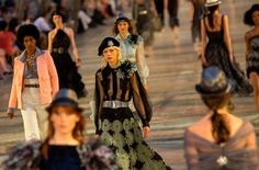 Chanel's Cruise Into Cuba Sets a New Standard for Runway Daring from InStyle.com