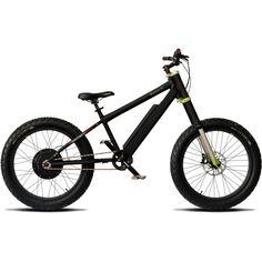 Prodecotech Rebel X Suspension V5 Electric Fat Tire Bike