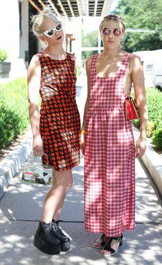 Caitlin Moe + Mia Moretti