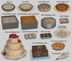 Always Sims                                                     bakery