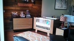 Pomelo collection from Dutailier at Baby Furniture - Houston Texas. dresser, night table and crib. Glider Chair, 3 Drawer Dresser, Night Table, Gliders, Cribs, Modern Furniture, Houston, Texas, Bed