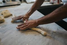 Love gnocchi? We make ours fresh here at Balboa Italian! 📷 Hayley Williamson Photography #balboaitalian #gnocchi