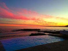 Hermanus is a great South African town for a lot of reasons. Hermanus has whales, sun, surf, sand, coastal walks and is close to some great wine farms. South African Wine, Whale Watching, Best Hotels, Dream Big, The Good Place, Surfing, Scenery, Sunset, Places
