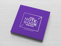 Free Notebook Mockup PSD Template by Ess Kay   Free Mockup Zone