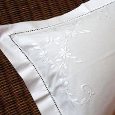 Floral Baby Pillowcase by SARAHK designs | SARAHK designs