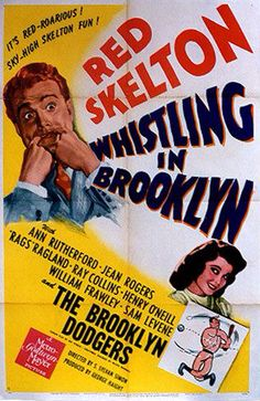Whistling In Brooklyn(1943) 7/10 - 11/22/14
