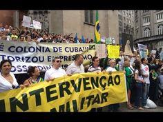 INACREDITÁVEL ! REQUIÃO CONVOCA MILITÂNCIA DE ESQUERDA PARA A GUERRA CON...