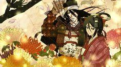 Byakuya & Rukia by Vegginigiri on deviantART