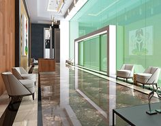 "Check out new work on my @Behance portfolio: ""Lobby & Prefuncion Hall of Nigerian Embassy"" http://on.be.net/1UQbfo8"
