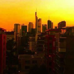 Good night Frankfurt!