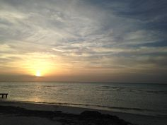 Sunset atardecer Holbox MX