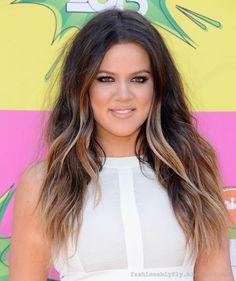 Hair Envy: Khloe Kardashian