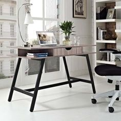 $108.00 Modway Turnabout Desk