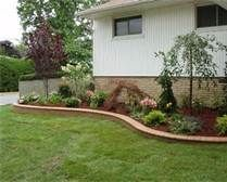 Image detail for ideas simple garden landscaping – Small Front Yard Garden - front yard landscaping simple Cheap Landscaping Ideas, Home Landscaping, Landscaping Design, Florida Landscaping, Small Front Yard Landscaping, Garden Landscape Design, Landscape Designs, House Front, Outdoor Gardens