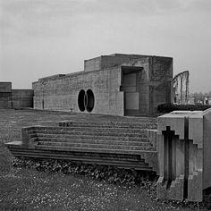 Klaus Kinold | Carlo Scarpa : La Tomba Brion, San Vito d'Altivole | Walter Storms Galerie