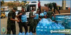 EXÉRCITO BRASILEIRO e sua atitude perante calamidades e desastre ambiental. Sempre junto com o POVO BRASILEIRO.