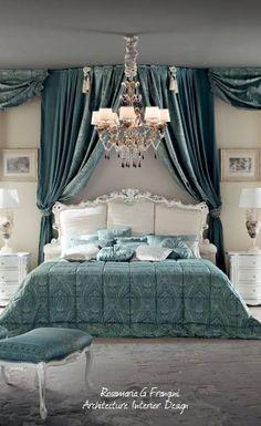 Rosamaria G Frangini | Architecture Luxury Interiors | AHomeDecor | Bedroom | Modenese Gastone