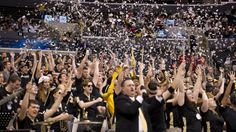 CU Basketball are PAC 12 Champions!! WOOO!!!