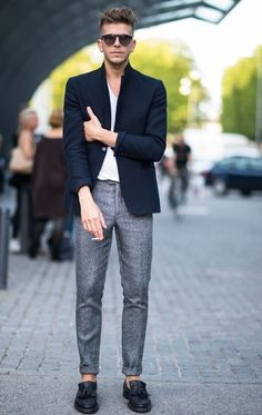 Casual menswear at its best!