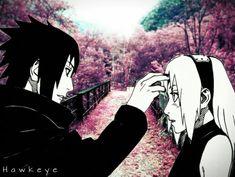 Sasuke & Sakura - Naruto #sasuke #sakura #naruto #edit