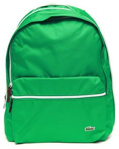 Find BACKCROC SMALL BACKPACK Men's Accessories from Lacoste & more at DrJays. on Drjays.com