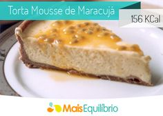 Torta mousse de maracujá http://maisequilibrio.com.br/torta-mousse-de-maracuja-8-2-7-530.html