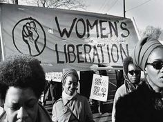 What Happened for Women's Rights During the Women's Liberation group marches in protest in support of Black Panther Party, New Haven, November, 1969 Women Rights, Black Panther Party, Julie Newmar, Women In History, Black History, Second Wave Feminism, Women's Liberation Movement, Afro, Womens Liberation