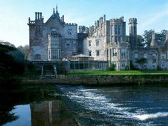 """Adare Castle - Ireland. Five minutes from Cong, made famous by """"The Quiet Man"""" film."""