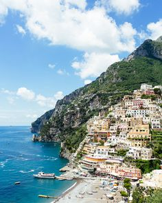 Amalfi Coast, Positano, Ravello, and Capri travel guide, travel photographs, restaurant and hiking recommendations.