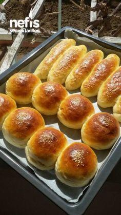 Sandviç Ve Hamburger Ekmeği Turkish Recipes, Indian Food Recipes, Prawn Noodle Recipes, Sandwiches, Food Platters, Food Humor, Sandwich Recipes, Easy Cooking, Hot Dog Buns