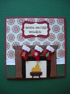 cards made with cricut joys of the season   Cricut Joys Of The Season