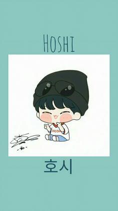 Seventeen Number, Seventeen Memes, Seventeen Wonwoo, Carat Seventeen, Seventeen Wallpapers, Meanie, Cute Cuts, Kawaii Wallpaper, Kpop Fanart