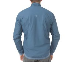 F16 7mesh Outflow Jacket Back