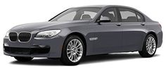 2013 BMW 760Li 4Door Sedan Rear Wheel Drive Space Gray Metallic ** You can get more details by clicking on the image.