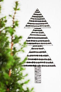 Via Bildschœnes   Nordic Christmas   Marimekko   White