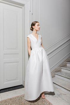Scandi Bride: Maria Fekih Wedding Dresses | OneFabDay.com Ireland